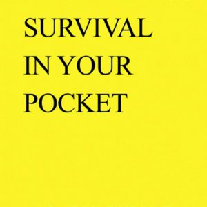 WILDERNESS SURVIVAL IN YOUR POCKET