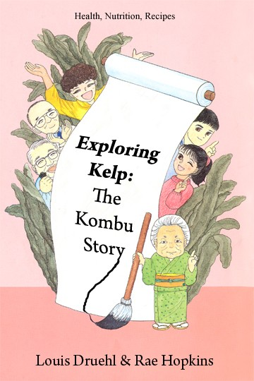 EXPLORING KELP THE KOMBU STORY