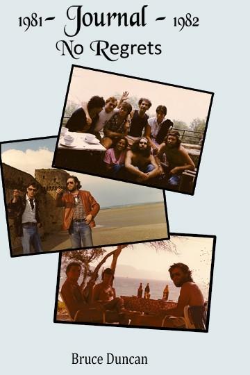 1981 Journal 1982 No Regrets