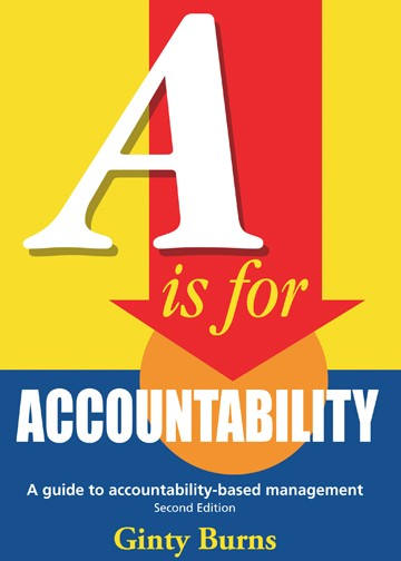 A is for Accountability