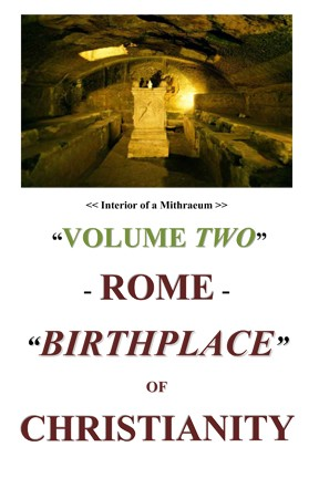 Rome Birthplace of Christianity VL2