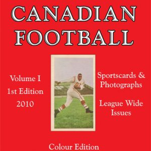 Collecting Canadian Football