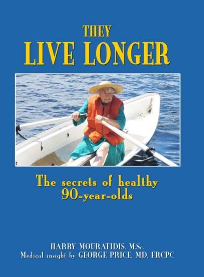 The Secrets of Healthy 90-year-olds