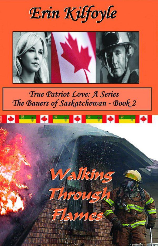 Walking Through Flames
