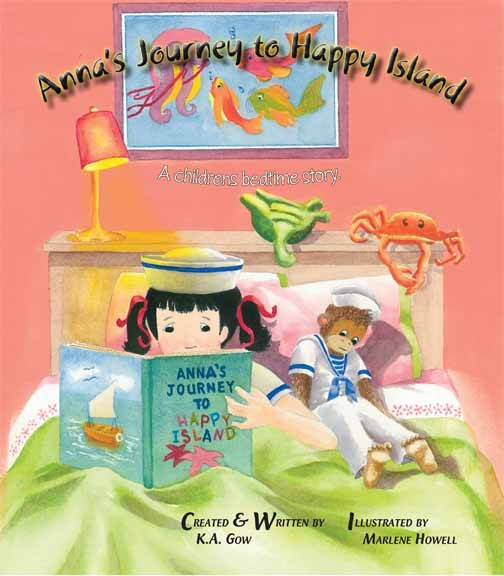 Anna's Journey to Happy Island