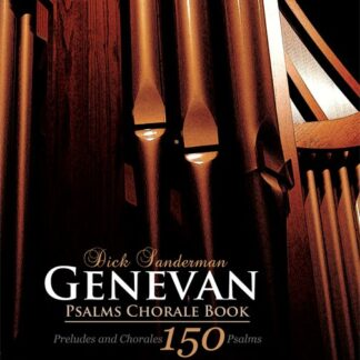Genevan Psalms Chorale Book