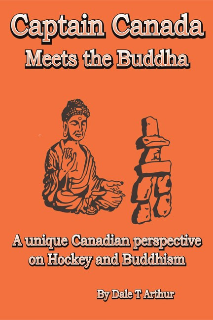 Captain Canada Meets the Buddha