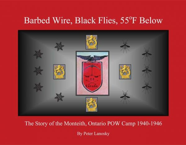 Barbed Wire, Black Flies, 55o Below