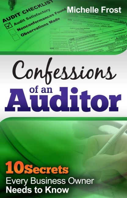 Confessions of an Auditor Will Give You Power!