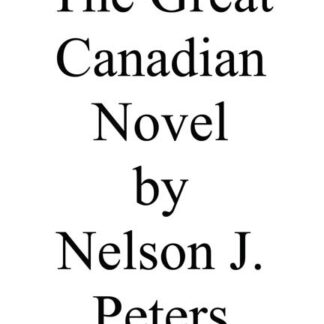 The Great Canadian Novel