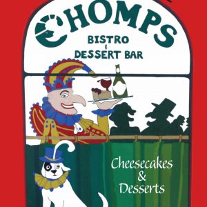 Chomp'n on Cheesecake