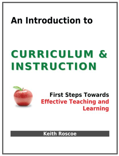 An Introduction to CURRICULUM & INSTRUCTION