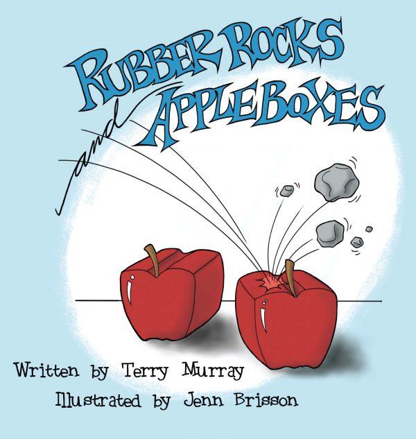 Rubber Rocks Apple Boxes