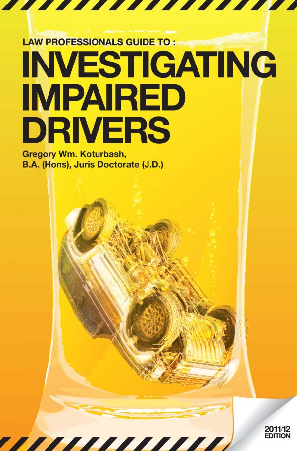 Investigating Impaired Drivers