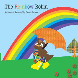 The Rainbow Robin