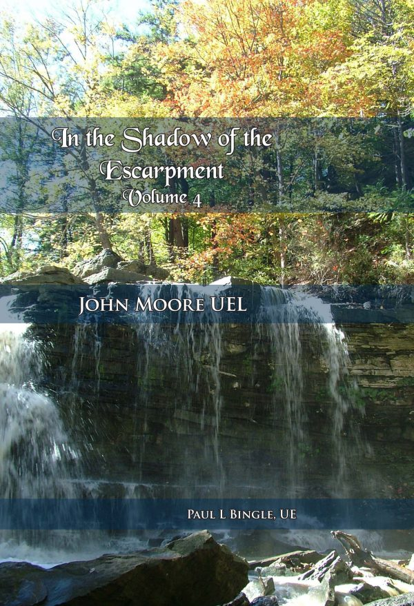 In the Shadow of the Escarpment Volume 4