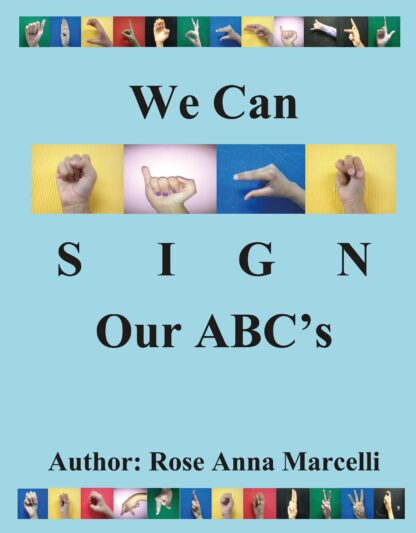 We Can Sing Our ABC's