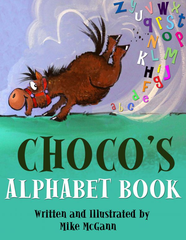 Chocos Alphabet Book