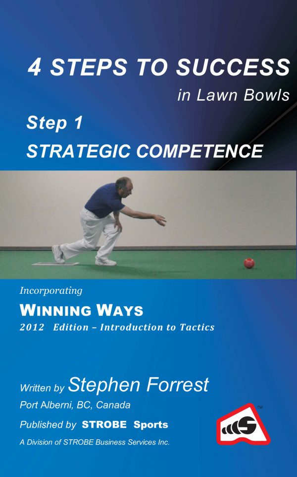 4 Steps to Success, Step 1 Strategic Competence