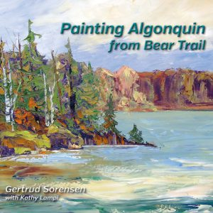Painting Algonquin from Bear Trail